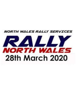 Rally North Wales 2020